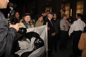 Veterans Peace Team and Occupy Faith, May Day 2012